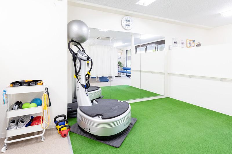 当院の運動治療の特徴