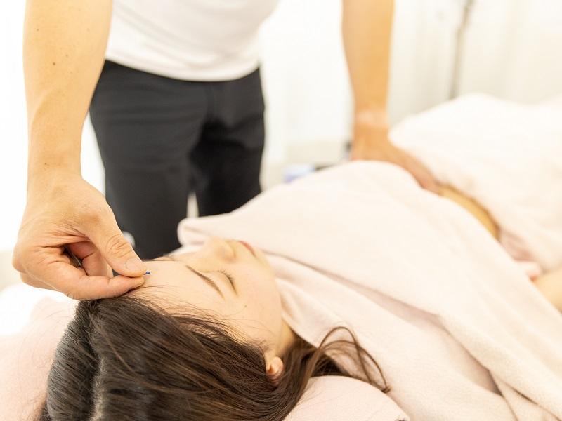 筑紫通りはりきゅう整骨院の鍼灸療法